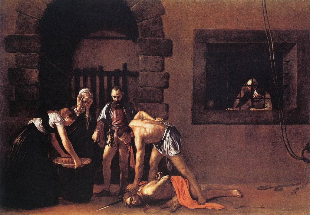 Caravaggio_Beheading_of_Saint_John_the_Baptist